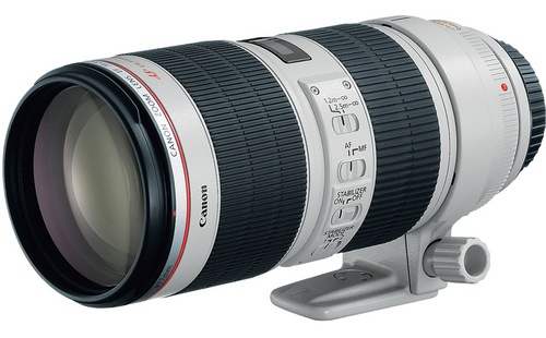Canon 70-200mm f/2.8L IS II Initial Thoughts