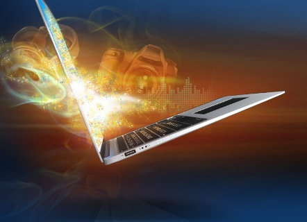 Intel Ivy Bridge TouchScreen Ultrabook