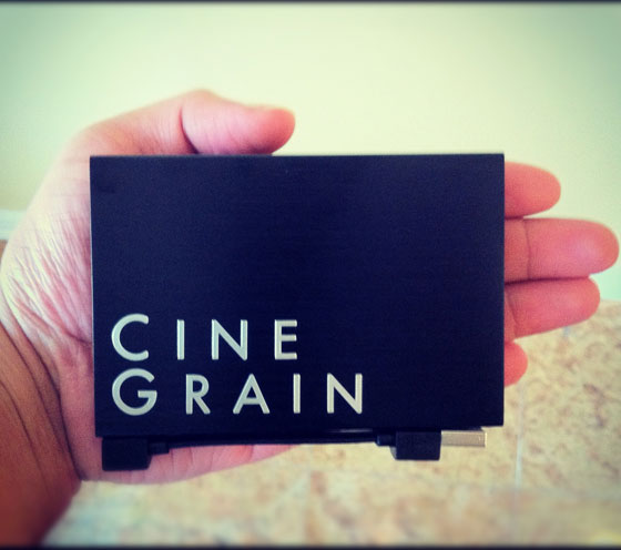 CineGrain Review