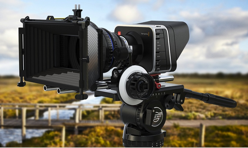 BlackMagic Design Cinema Camera and Resolve 9