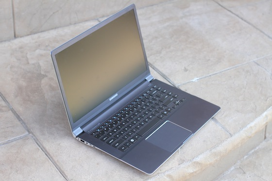 Samsung Series 9 Laptop Review 2012