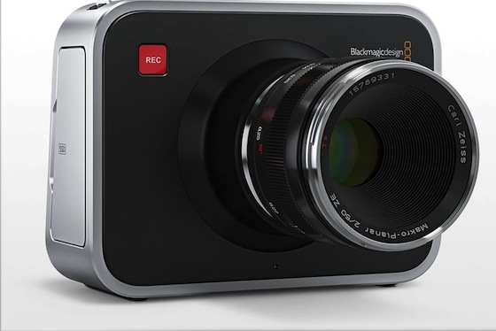 BlackMagic Cinema Camera Price Drop