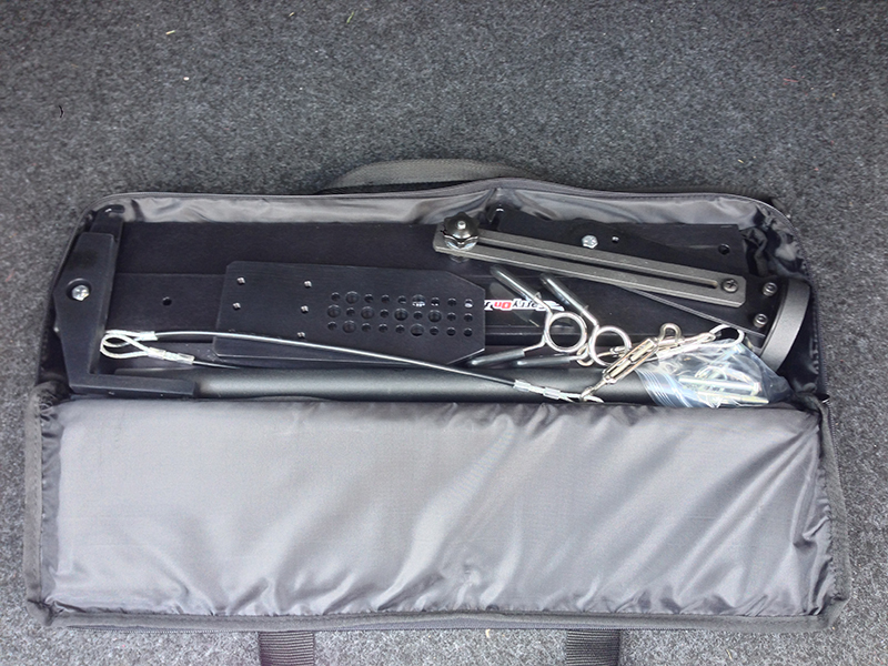 ProAm USA CarryOn Jib Review