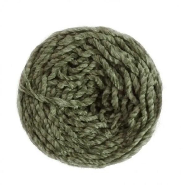 Terciopelo verde musgo