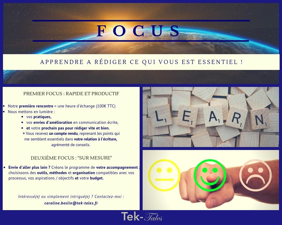 """Lancement du mentorat """"FOCUS"""""""
