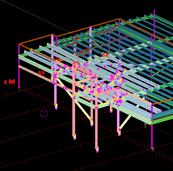 How to Programmatically Select Objects in the Model (Tekla