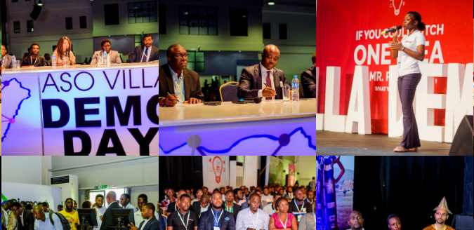 Tracology, RecyclePoints and Shuttlers win Aso Villa Demo Day N3M Cash Prizes