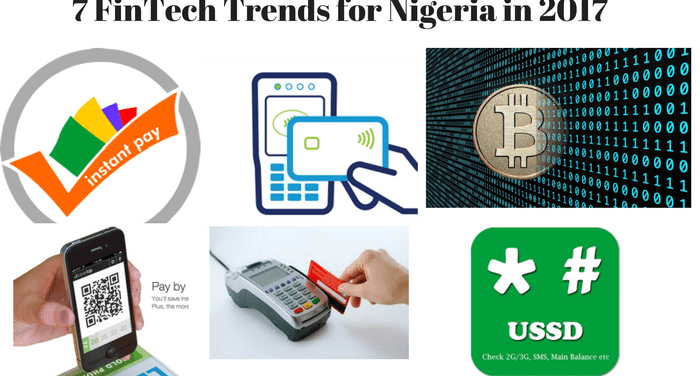 Seven FinTech Trends for Nigeria in 2017: QR Code Payment, USSD and More