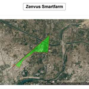 Zenvus Boundary – Map the Boundary of Your Farm and use Report for Bank Collateral