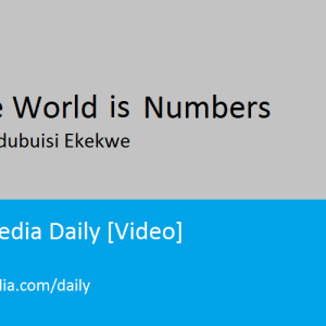 The World is Numbers [Video]