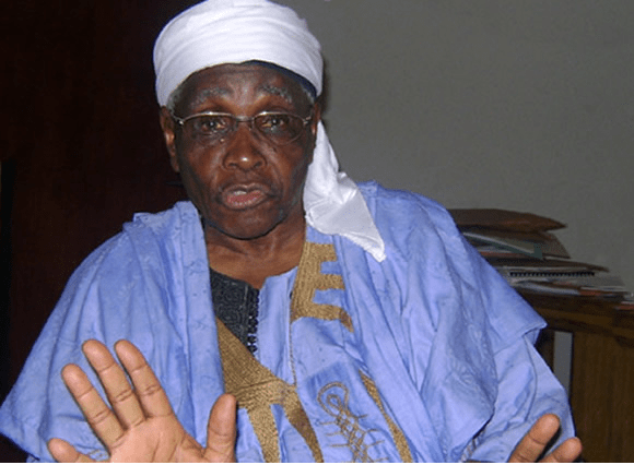 Prof. Ango Abdullahi And Northern Elders Support Arewa Youth, Say Igbos Must Leave