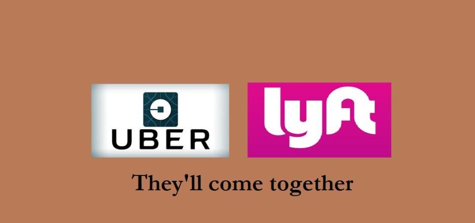 Why Uber And Lyft Will Merge