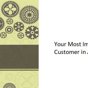 12.4 – Your Most Important Customer in Africa