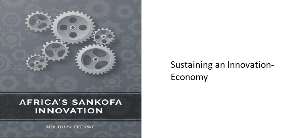 8.2 – Sustaining an Innovation-Economy