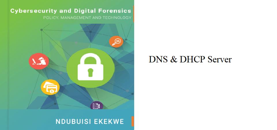 3.3 – DNS & DHCP Server