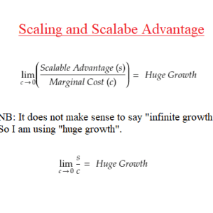 My Client is a Mathematician and Wants Growth Equations