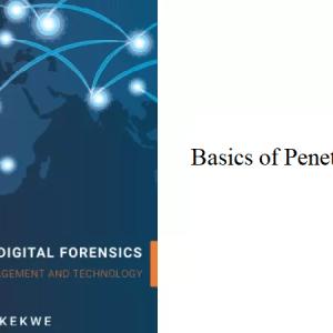 10.0 – Basics of Penetration Testing