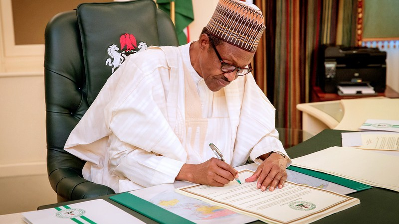 Buhari New Appointments