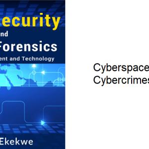 16.0 – Cyberspace & Cybercrimes