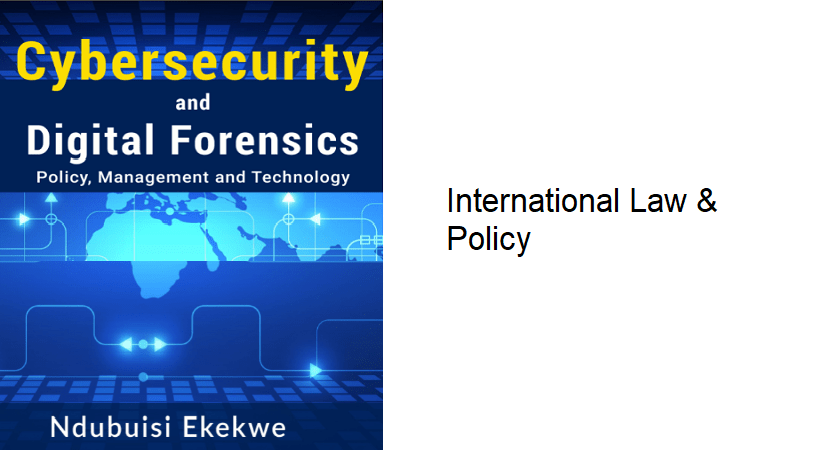 16.3 – International Law & Policy