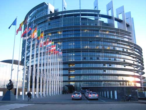 My Schedule in the European Commission, Brussels, Next Week