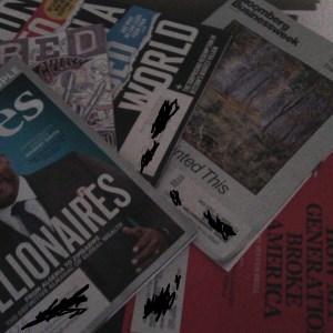 Four Magazines I Read