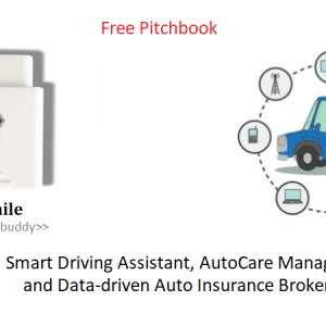 Guardmile Pitchbook – Driving Assistant, AutoCare MGT, Smart Auto Insurance