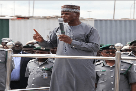 Nigeria Customs Service's Unwillingness to Use Scanners Amidst Smuggling Challenges