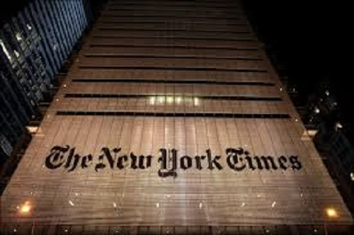 Spoke With New York Times On Tech Talent in Africa