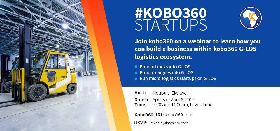 Kobo360 Startups