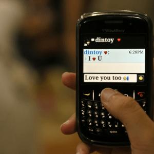 Glo Blackberry Introduces Points Reward