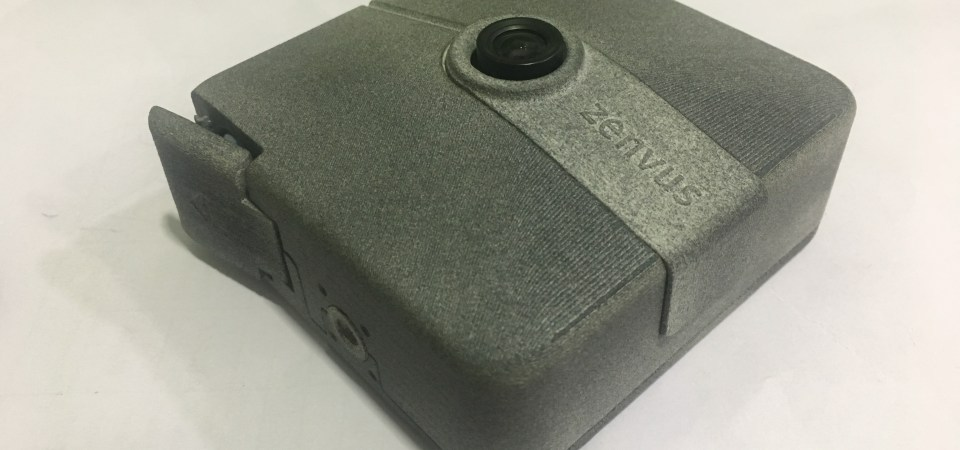 Zenvus' Mission-Critical Camera System Returns from Factory for Testing