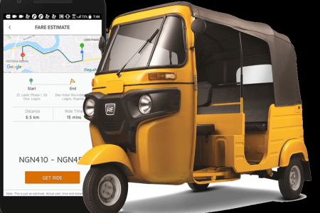 Zido Keke Taxi Begins Massive Expansion Push in Nigeria, Looks for Strategic Partners