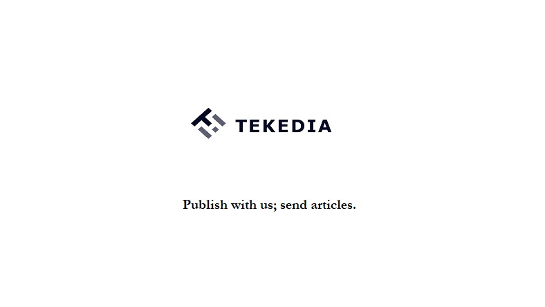 He Has A Job; He Published on Tekedia – Send Your Articles.