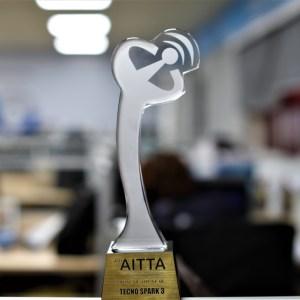 TECNO Wins Phone of the Year 2019
