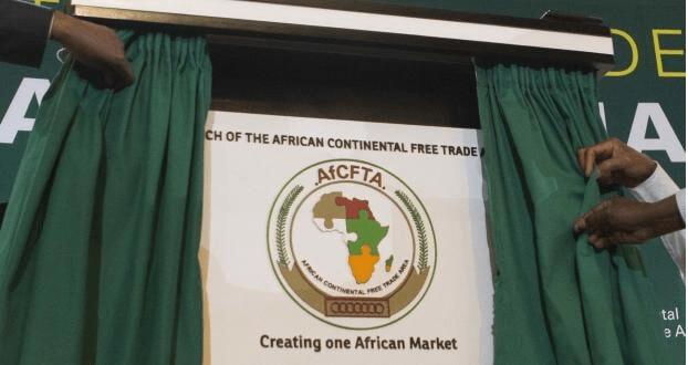 Utilizing Blockchain to Enforce Rules of Origin in AfCFTA