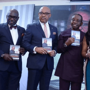 """Sir Ndukwe Osogho-Ajala, a FUTO Legend and Founder of Soulmate Industries, Launches a Book """"The Uncommon Story of a Nigerian Entrepreneur"""""""
