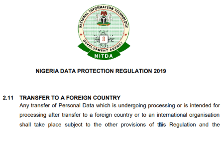 Relax, Nigeria Has Not Banned Using Foreign Cloud Servers