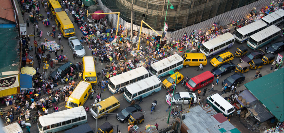 Using Cell Phone Tower Data To Monitor Traffic Congestion In Lagos