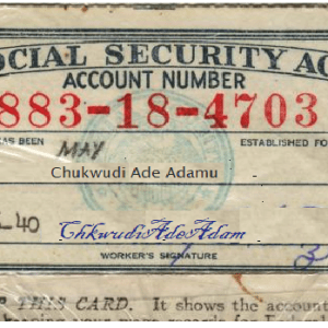 Combining Blockchain and National ID Number To Fix Generalisation Problem in Nigeria