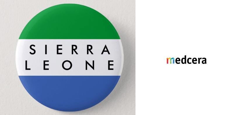 Medcera Begins Serving Sierra Leone