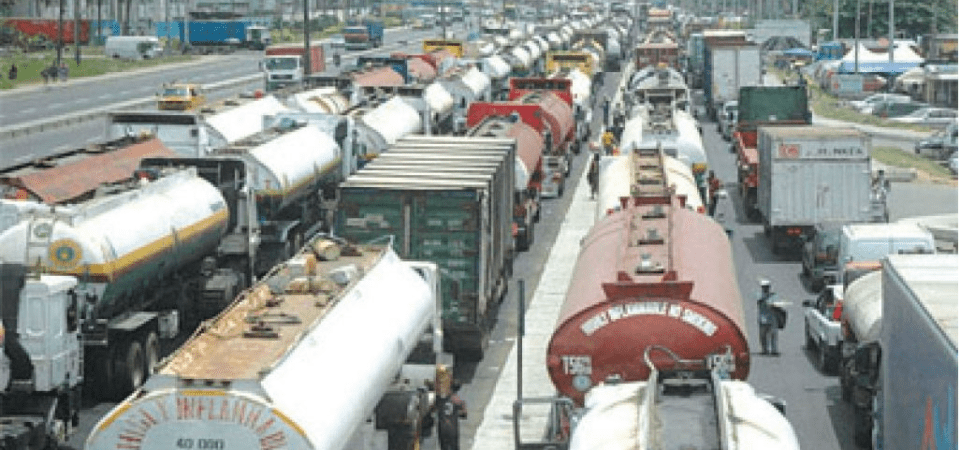 A Simple Algorithm To Fix Apapa Traffic Gridlock