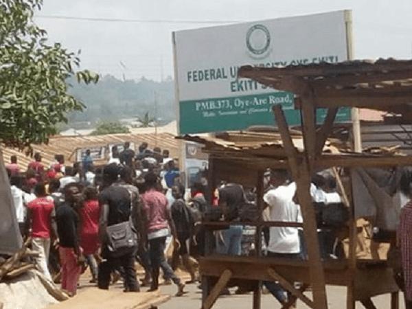 FUOYE: Is Nigeria Anti-Protest?