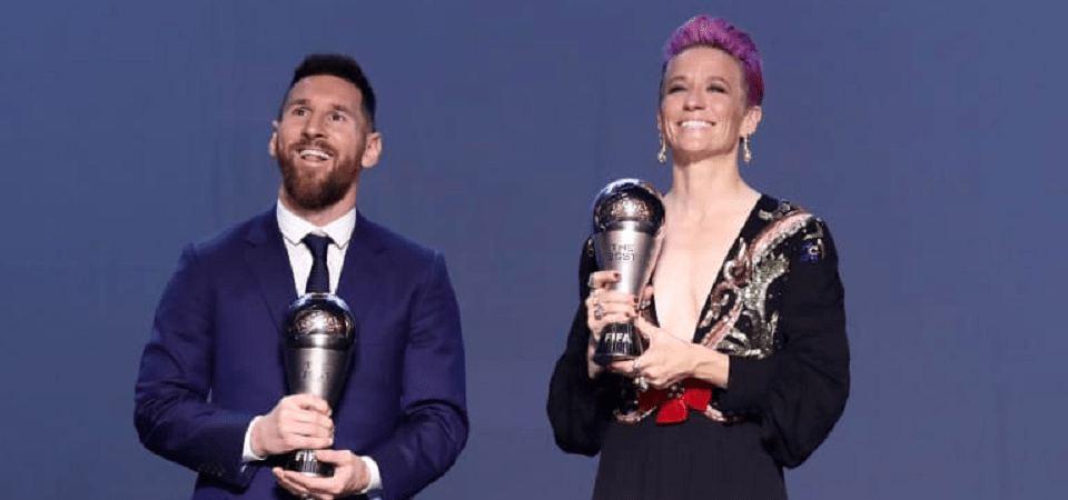 The Surprising FIFA's Awards