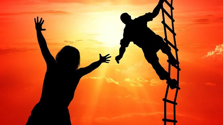 You Should See The Potential and Not The Competition When Helping Individuals