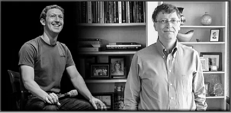 #StayInSchool – Bill Gates and Mark Zuckerberg Are Not Dropouts