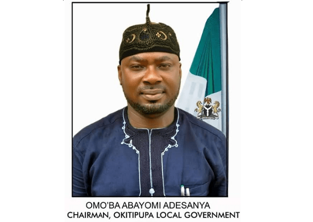 Ondo State's LG Chairman Commissioned Four Vehicle Tyres
