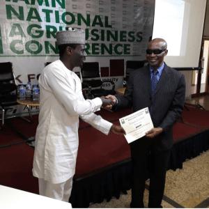 Institute of Agribusiness Management Nigeria Honors Zenvus