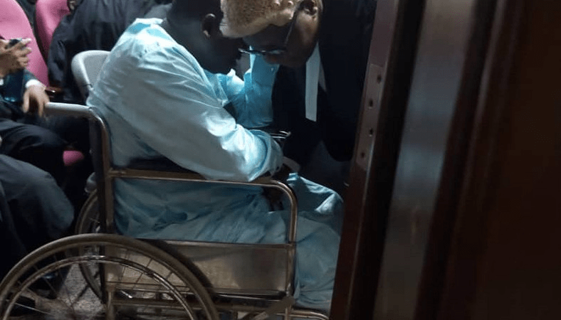 Why Corrupt Public Office Holders in Nigeria Go to Court on Wheelchairs