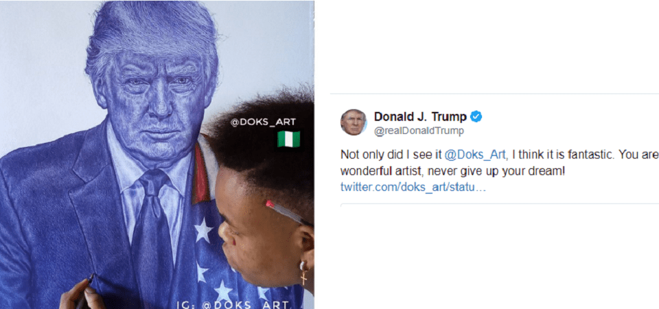 The Lessons When The President Sees The Beautiful Art
